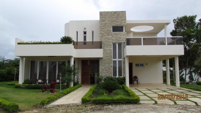 Ville moderne progetti progetto di una villa di lusso in for Progetti di casa dei sogni